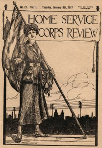 Home Service Corps Rev Jan 1917